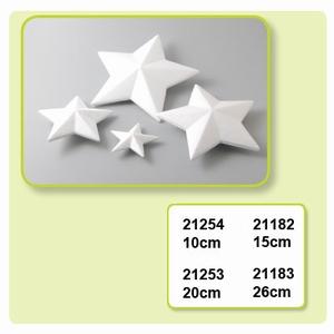 Ster spitse punten nr.21254  10 cm