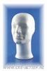 """Styropor hoofd man zonder schouder """"luxe"""" art. 21349-05"""