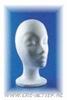 Styropor hoofd vrouw korte hals art. 21349-01  30 cm