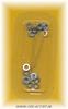 Draad voor styropor snijder, set van 10 draden van 4 cm