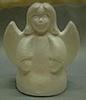 Kerst engel staand 9 cm