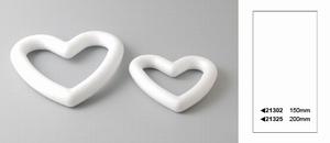 Styropor hart; open  15 cm