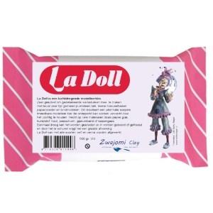 La Doll zelfhardende poppenklei  500gram