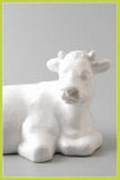 Koe liggend UITVERKOCHT  30 cm