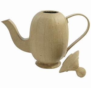 Decopatch AC796C Papier Mache Teapot met deksel  20x9x16,5cm