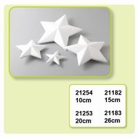 Ster spitse punten nr.21253 20 cm