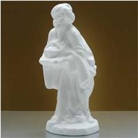 Kerstfiguur Koning Melchior art.nr. 8-3156B 30 cm
