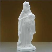 Kerstfiguur Koning Caspar art.nr.8-3157B