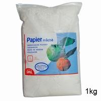Papier Mache poeder 1 kilo DAS (voorheen Papydur) 1000gram