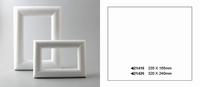 Styropor lijst rechthoek 32 x 24 cm