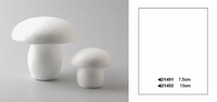 Styropor paddestoel klein 7,5 cm