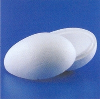 Styropor ei deelbaar circa 30cm stevige kwaliteit 1 stuks