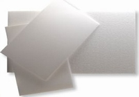 Styropor plaat 33x21cm 5 mm dik