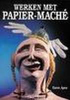 Niesje Wolters boek: Werken met Papier Mache A4 paperback