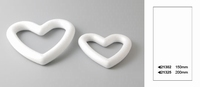 Styropor hart; open 20 cm