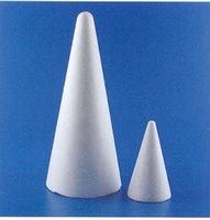 Styropor kegel 26 cm