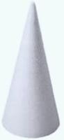 Styropor kegel 40 cm
