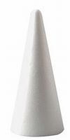 Styropor kegel 50cm hoog stevige kwaliteit